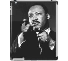 MARTIN LUTHER KING iPad Case/Skin
