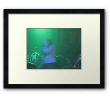 Ill Nino Live In Concert 1 Framed Print