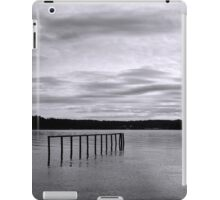The Lonely Pier iPad Case/Skin