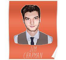 Jim Chapman Digital Art Poster