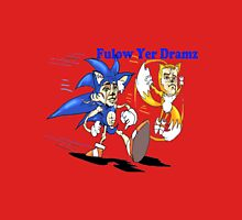 Sonic and Tails Follow Your Dreams Unisex T-Shirt