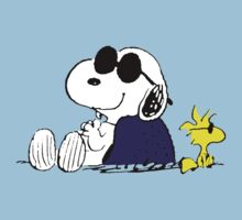 Snoopy and Woodstock  by Patritius