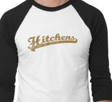 Hitchens Men's Baseball ¾ T-Shirt
