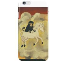 Journey to the Imps Feral Utopia iPhone Case/Skin