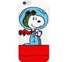 Space Snoopy iPhone Case/Skin