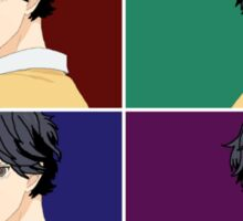 Kou Mabuchi/Tanaka | Blue Spring Ride Sticker