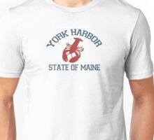 York Harbor. Unisex T-Shirt