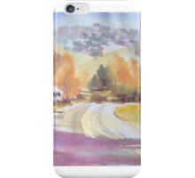 Autumn Shadows- Dorrigo Plateau iPhone Case/Skin