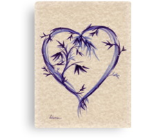 Purple Heart #2 Canvas Print