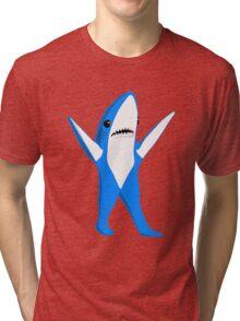 Left Shark Tri-blend T-Shirt