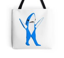 Left Shark Tote Bag