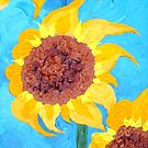 Sunflowers IV by Michelle Ottey