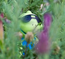 Lavender Turtle by Nala