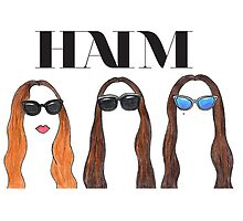 HAIM - Este, Danielle, Alana by shaphia