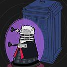 Daleks in Disguise - Twelfth Doctor by murphypop