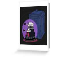 Daleks in Disguise - Twelfth Doctor Greeting Card