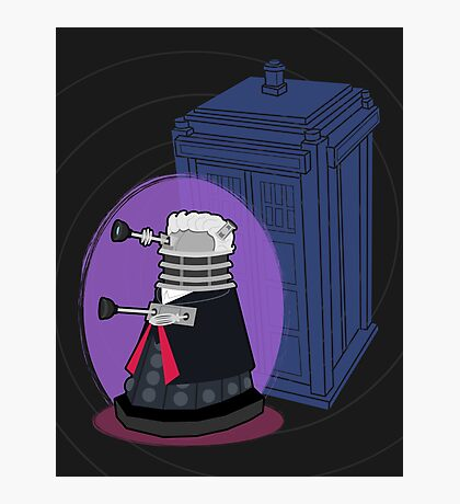 Daleks in Disguise - Twelfth Doctor Photographic Print