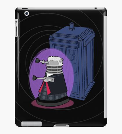 Daleks in Disguise - Twelfth Doctor iPad Case/Skin