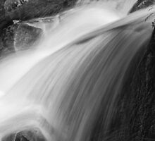 Mountain Falls by EvaMcDermott