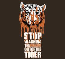 White Tiger Fraud (For Dark Backgrounds) Unisex T-Shirt