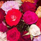 My Roses 1 by Mariam Muradian