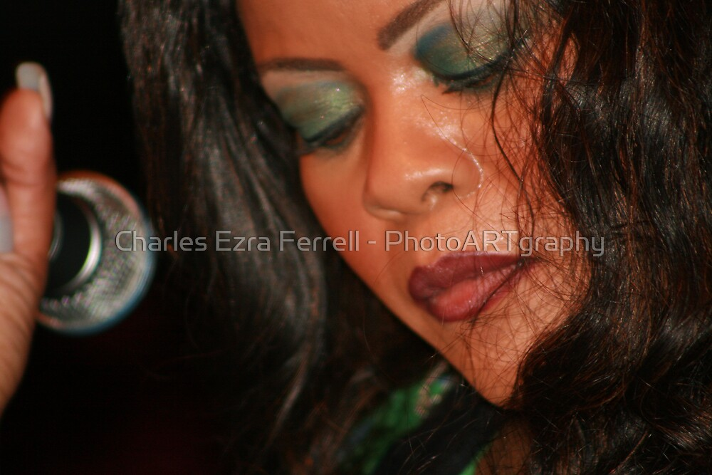 Maysa - Richly Complex Melodies by Charles Ezra Ferrell - PhotoARTgraphy