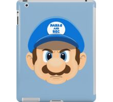 Super Ron iPad Case/Skin
