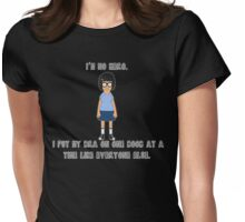 Tina Belcher Womens Fitted T-Shirt