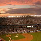 Yankee Sunset by mikepaulhamus