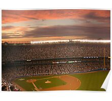 Yankee Sunset Poster