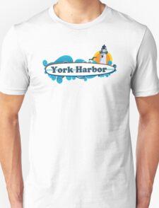 York Harbor. Unisex T-Shirt