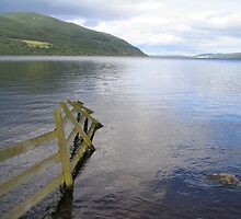 Loch Ness by Paul Messenger