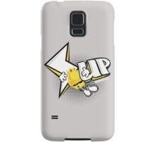 Power Up  Samsung Galaxy Case/Skin