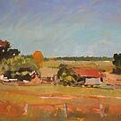 Warwick Farm by Paul  Milburn