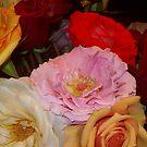 My Roses 7 by Mariam Muradian