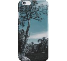Dark tree branching out to the skies of darkness iPhone Case/Skin