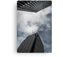Corporate Neigbours Canvas Print