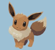 Eevee Low Poly T-Shirt