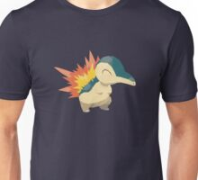 Cyndaquil Low Poly Unisex T-Shirt