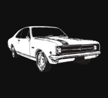 Holden HK Monaro GTS 1969 by plan9clothing