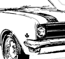 Holden HK Monaro GTS 1969 Sticker
