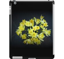 Daffodils Reaching Out iPad Case/Skin