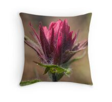 Paintbrush Throw Pillow