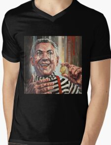 'Magic coin trick' Mens V-Neck T-Shirt