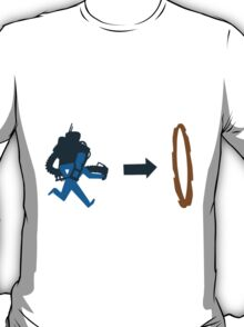 Portable Quantum Tunneling Device T-Shirt