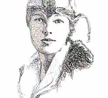 Amelia by HenryGaudet