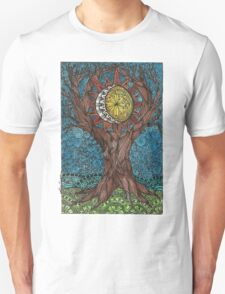 WORLD TREE Unisex T-Shirt