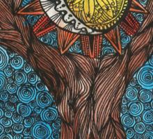 WORLD TREE Sticker
