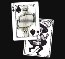 Jack of the Undead Spades by Chris Buckley