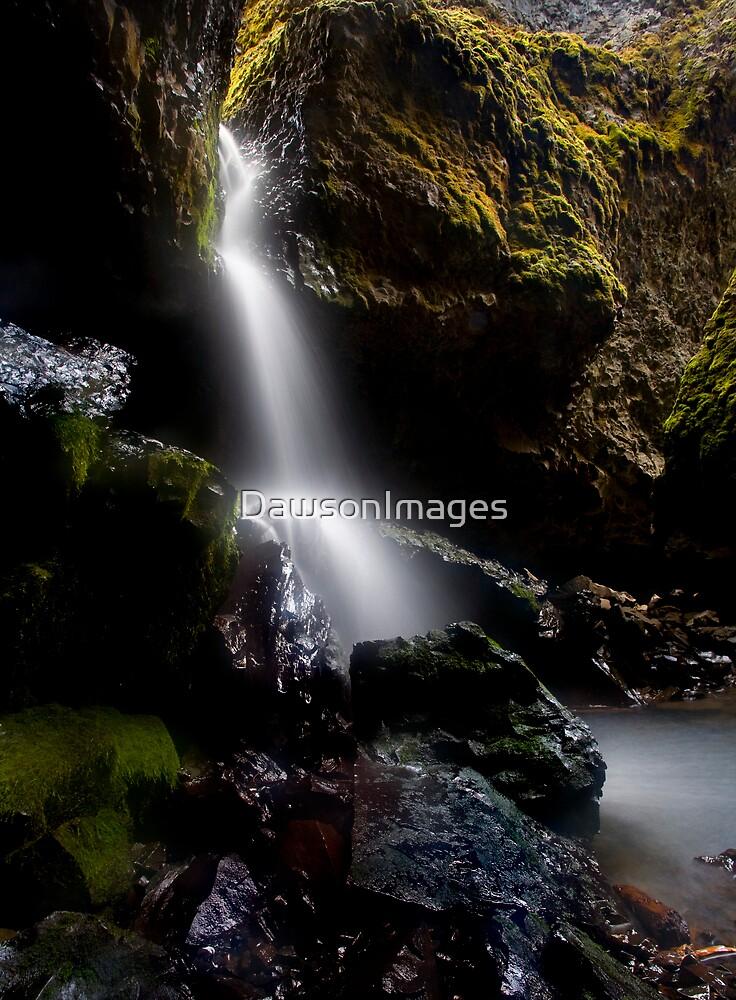 Hidden Falls by DawsonImages